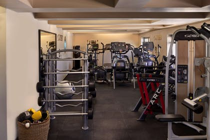 SIXTY BH Fitness Center | SIXTY Beverly Hills Hotel