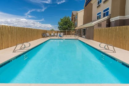 Pool | Baymont by Wyndham Albuquerque Airport