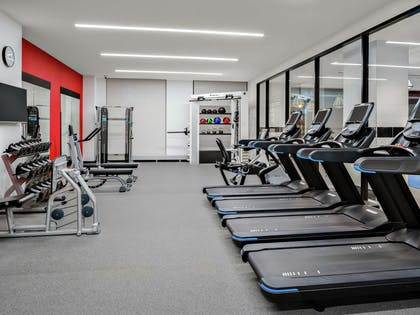 Health club fitness center gym   Home2 Suites by Hilton Chicago McCormick Place