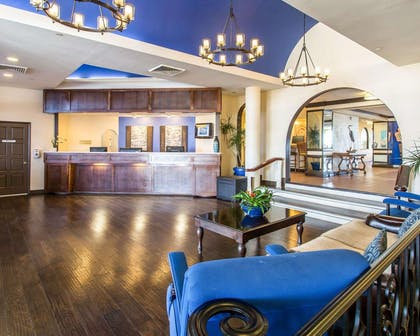 Beautifully decorated hotel | Bluegreen Vacations Casa del Mar, Ascend Resort Collection