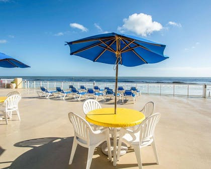 Relax on the sundeck | Bluegreen Vacations Casa del Mar, Ascend Resort Collection