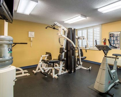 Fitness center | Bluegreen Vacations Casa del Mar, Ascend Resort Collection