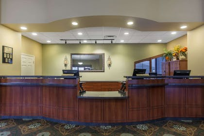 Front desk with friendly staff | Bluegreen Vacations Laurel Crest, an Ascend Resort