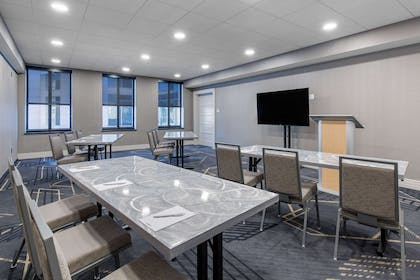 Meeting room | Cambria Hotel Downtown Dallas