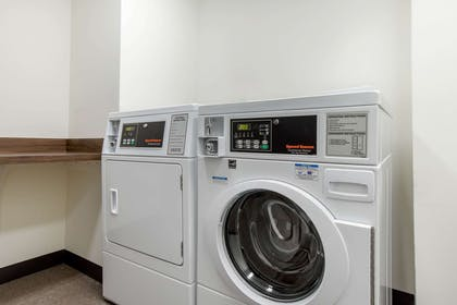 Guest laundry facilities   Cambria Hotel College Park