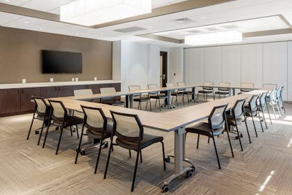 Meeting room   Cambria Hotel College Park