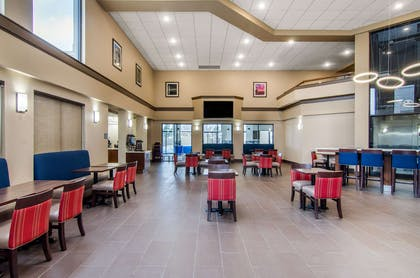 Spacious breakfast area | Comfort Inn & Suites