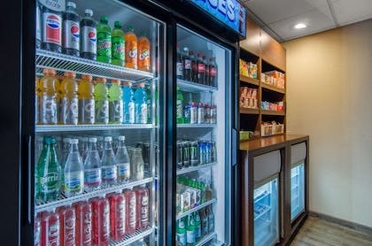 Hotel vending area | Comfort Inn & Suites