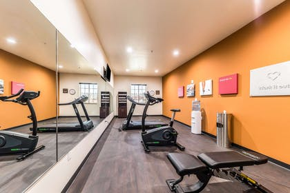 Fitness center | Comfort Suites Grand Prairie - Arlington North