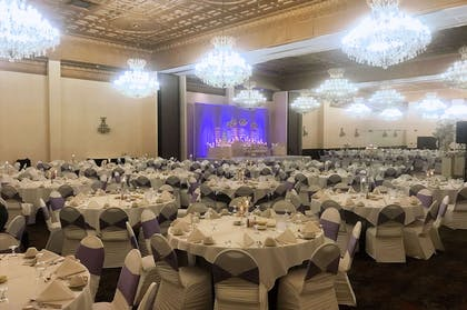 Mardi Gras Ballroom | Copeland Tower Suites, an Ascend Hotel Collection Member