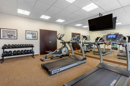 Fitness center | MainStay Suites St. Louis - Airport