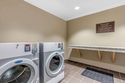 Guest laundry facilities | MainStay Suites St. Louis - Airport