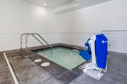 Relax in the hot tub | Sleep Inn & Suites Ankeny - Des Moines