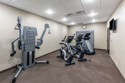 Fitness center | Sleep Inn & Suites - Fossil Creek