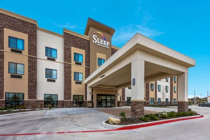 Hotel exterior | Sleep Inn & Suites - Fossil Creek