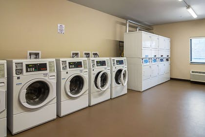 Guest laundry facilities | Suburban Extended Stay Hotel
