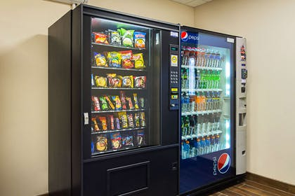 Hotel vending area | Suburban Extended Stay Hotel
