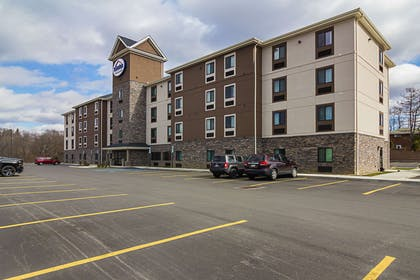 Hotel exterior | Suburban Extended Stay Hotel