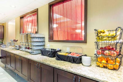 Breakfast counter | The Oaks Hotel & Suites, an Ascend Hotel Collection Member