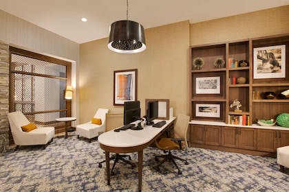 Business Center   Homewood Suites by Hilton Louisville Downtown, KY