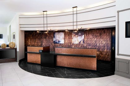 Reception | DoubleTree by Hilton Nashua