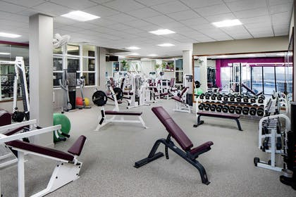 Health club | DoubleTree by Hilton Nashua