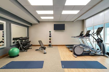 Health club   DoubleTree by Hilton Ocean City Oceanfront