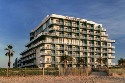Exterior   DoubleTree by Hilton Ocean City Oceanfront