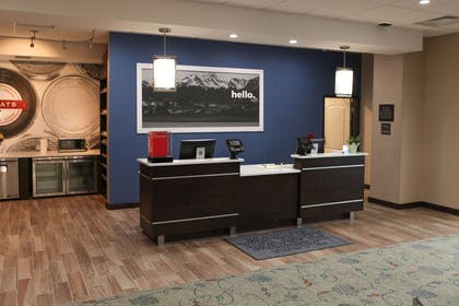 Reception | Hampton Inn & Suites Lafayette Medical Center, CO