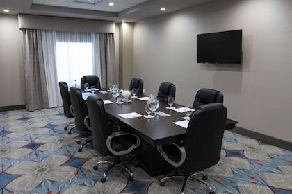 Meeting Room | Hampton Inn & Suites Lafayette Medical Center, CO