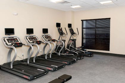 Health club | Hampton Inn & Suites Lafayette Medical Center, CO