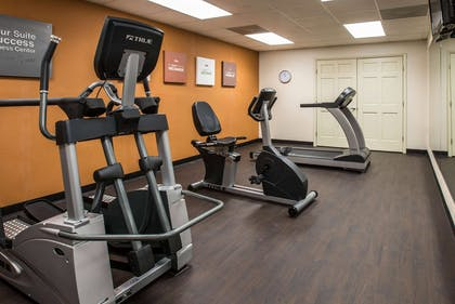 Health club | Super 8 by Wyndham Cherokee