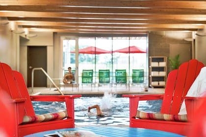 Pool   Home2 Suites by Hilton Frederick