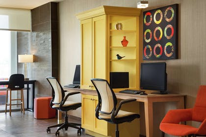 Business Center   Home2 Suites by Hilton Frederick