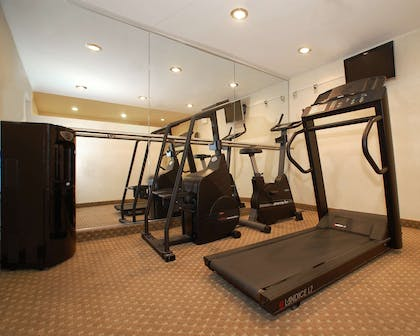 Hotel Gym | Red Lion Inn & Suites Long Island City