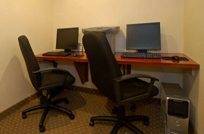 Hotel Business Center | Red Lion Inn & Suites Long Island City