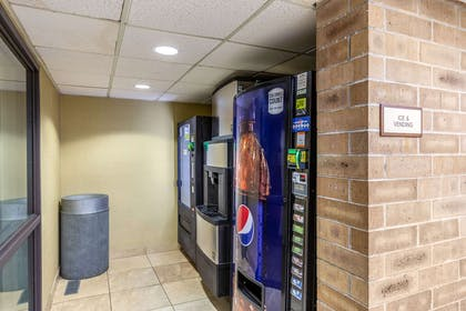 Hotel vending area | Clarion Inn & Suites Central I-44