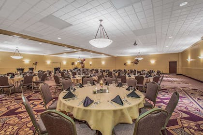 Ballroom | Ramada by Wyndham Midtown Grand Island