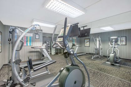 Health club | Ramada by Wyndham Midtown Grand Island