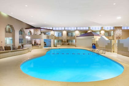 Pool | Ramada by Wyndham Midtown Grand Island