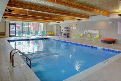 Pool   Home2 Suites by Hilton Bloomington