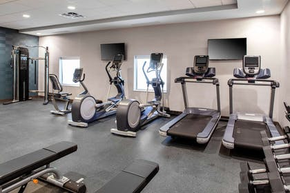Health club fitness center gym   Home2 Suites by Hilton Bloomington