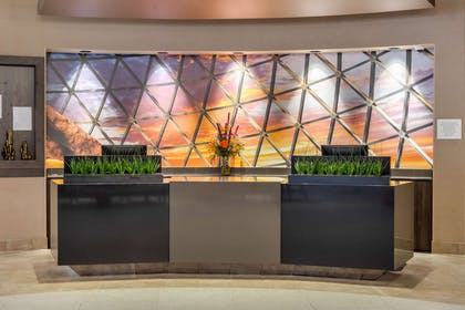 Front desk | Cambria Hotel Omaha Downtown