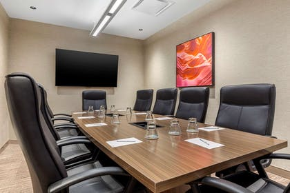 Boardroom | Cambria Hotel Omaha Downtown