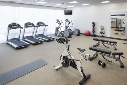 Health club | Hampton Inn & Suites Phoenix Downtown