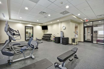Health club fitness center gym | Home2 Suites by Hilton Texas City Houston