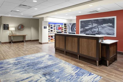 Reception | Hampton Inn & Suites Overland Park South