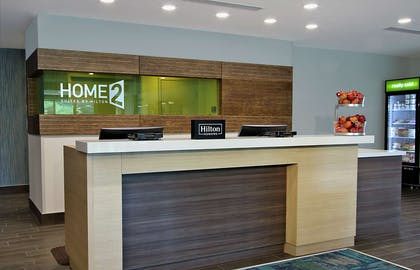 Reception   Home2 Suites by Hilton Mobile I-65 Government Boulevard