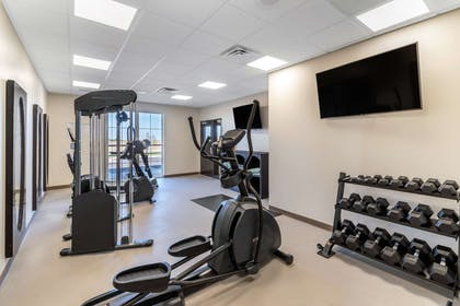 Fitness center | MainStay Suites Denver International Airport