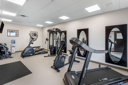 Fitness center | Sleep Inn & Suites Denver International Airport